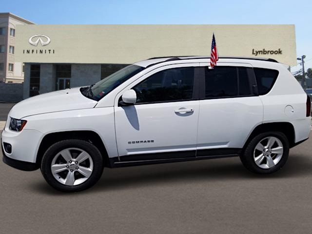 2015 Jeep Compass Latitude 0