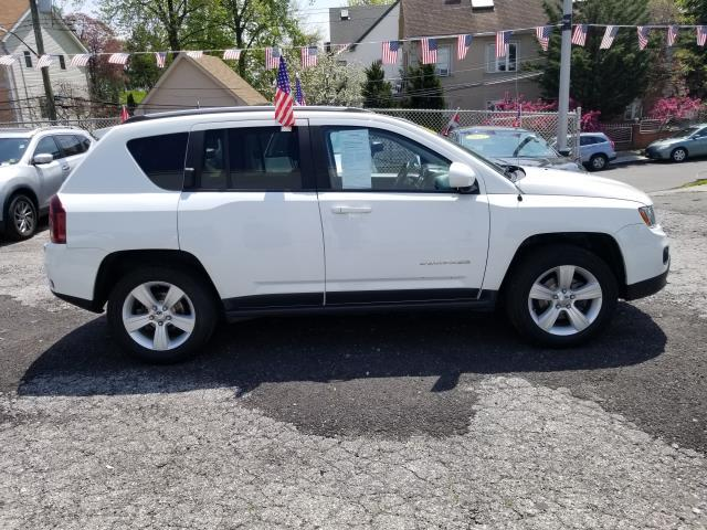 2015 Jeep Compass Latitude 4