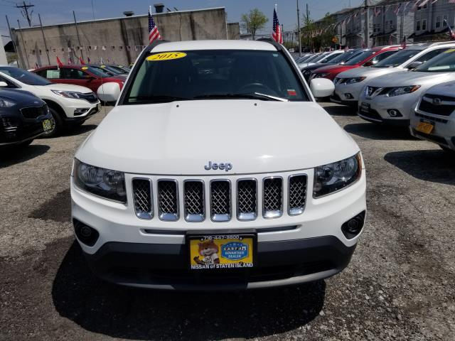 2015 Jeep Compass Latitude 6
