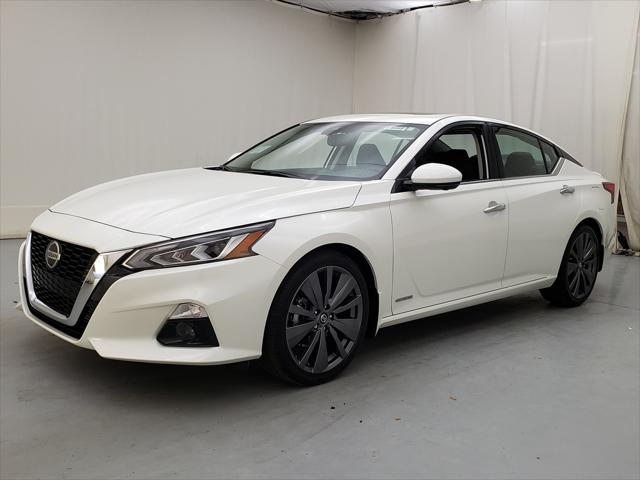 2019 Nissan Altima 2.0 Edition ONE