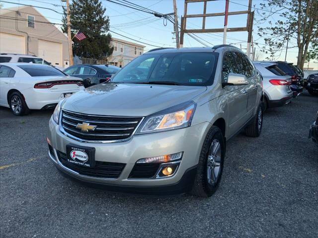2017 Chevrolet Traverse LT for sale in Clifton Heights, PA