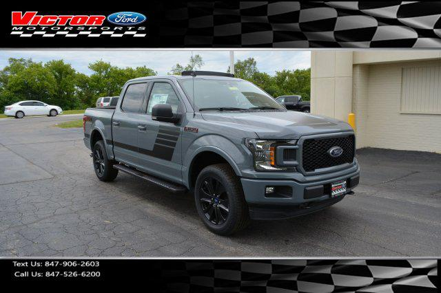 2019 Ford F-150 XLT for sale in Wauconda, IL