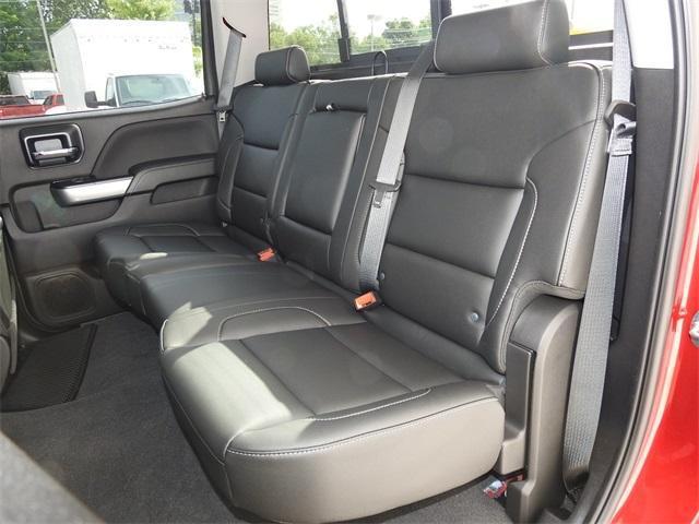 2019 Chevrolet Silverado 2500Hd LTZ