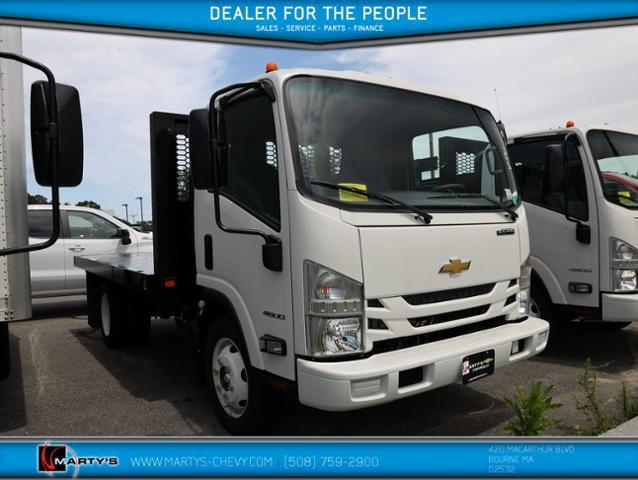 2019 Chevrolet Low Cab Forward 4500 LCF Gas