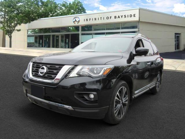 2017 Nissan Pathfinder Platinum 0