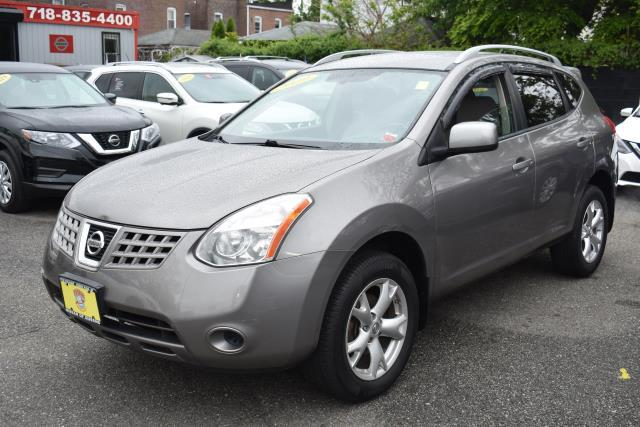 2009 Nissan Rogue SL 4