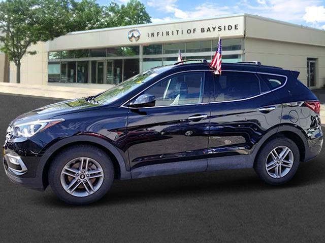 2017 Hyundai Santa Fe Sport 2.4L 0