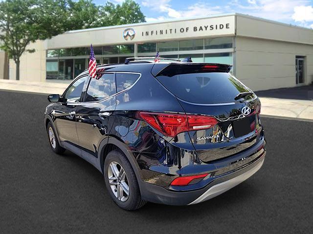 2017 Hyundai Santa Fe Sport 2.4L 1