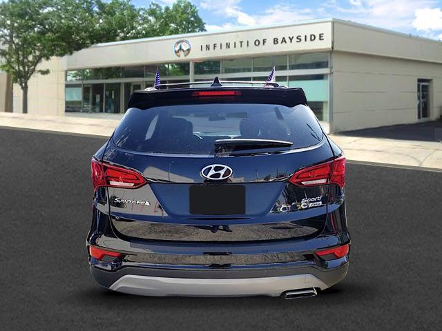 2017 Hyundai Santa Fe Sport 2.4L 2