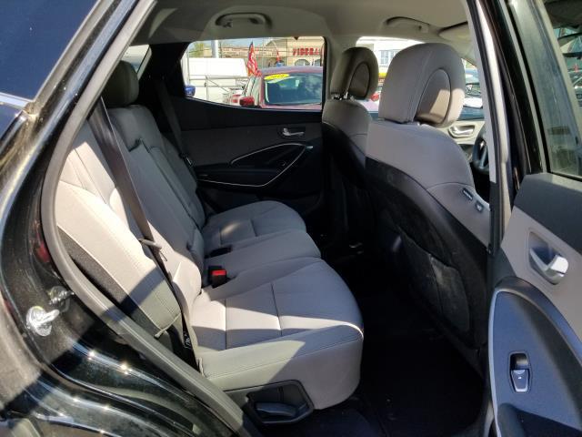 2017 Hyundai Santa Fe Sport 2.4L 11