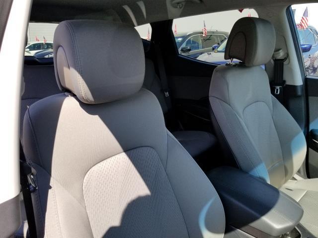 2017 Hyundai Santa Fe Sport 2.4L 12