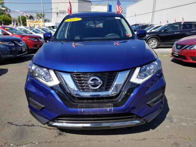 2017 Nissan Rogue S 6