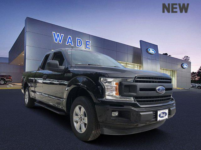 2019 Ford F-150 2WD SuperCab 6.5' Box