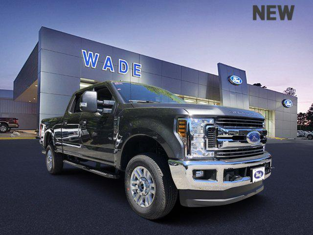 2019 Ford Super Duty F-250 SRW 4WD Crew Cab Box