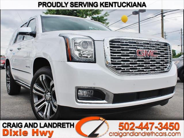 Craig And Landreth Dixie >> Used 2018 Gmc Yukon Denali Suv In Louisville Ky Near 40216 1gks2ckj8jr295117 Auto Com