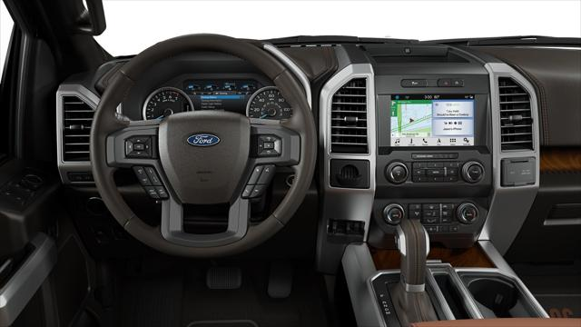 2019 Ford F-150 4WD SuperCrew 5.5' Box
