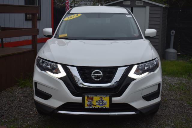 2018 Nissan Rogue S 5
