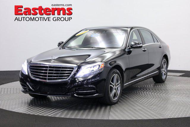 2016 Mercedes-Benz S-Class S 550 for sale in Sterling, VA