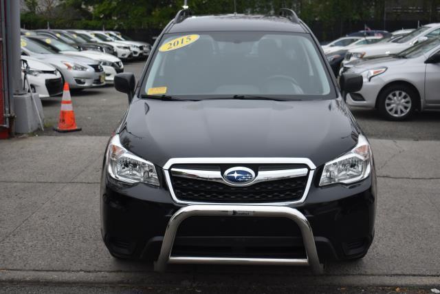 2015 Subaru Forester 2.5i 6