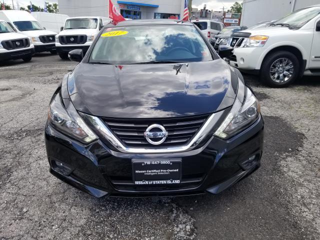 2017 Nissan Altima 2.5 SL 6