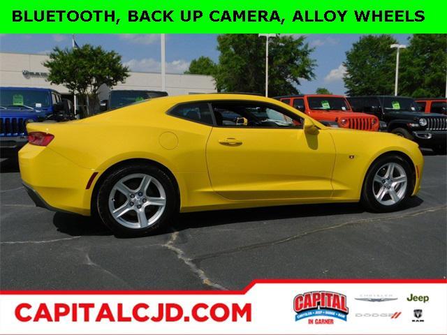 2017 Chevrolet Camaro 1LT 2dr Car Slide