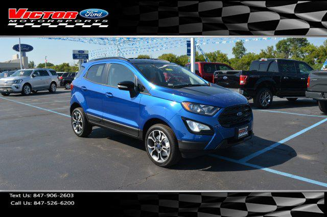 2019 Ford EcoSport SES for sale in Wauconda, IL