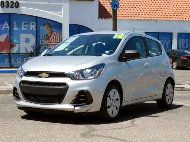 2018 Chevrolet Spark LS for sale in El Paso, TX