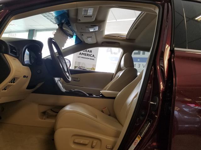 2015 Lexus Rx 350 AWD 4dr 9