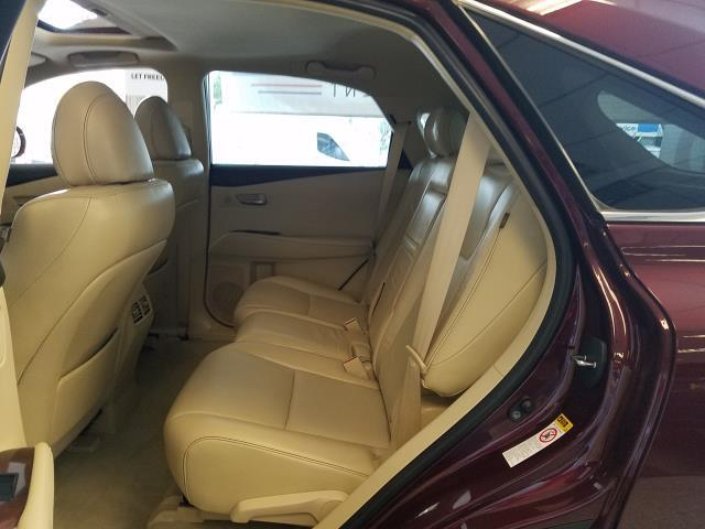 2015 Lexus Rx 350 AWD 4dr 10