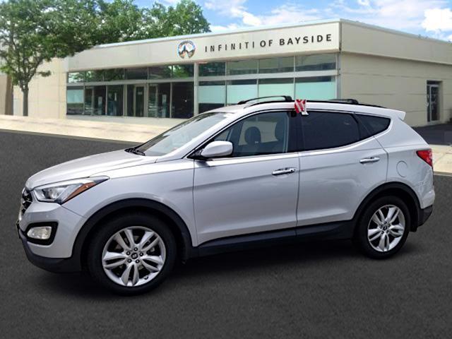 2013 Hyundai Santa Fe 2.0T Sport 0
