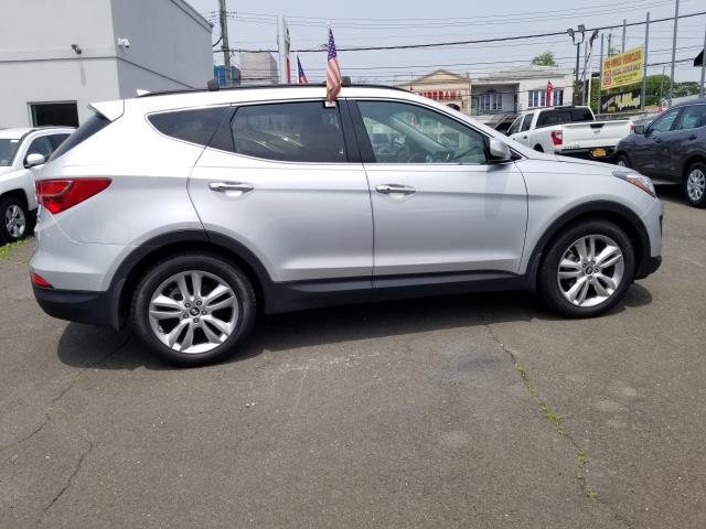 2013 Hyundai Santa Fe 2.0T Sport 4
