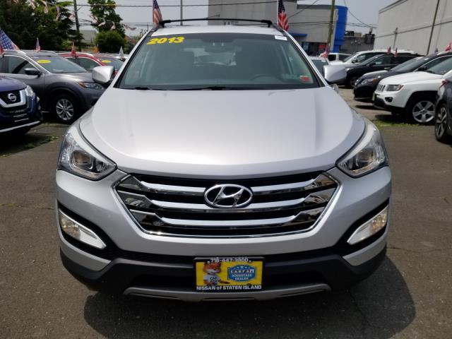 2013 Hyundai Santa Fe 2.0T Sport 6
