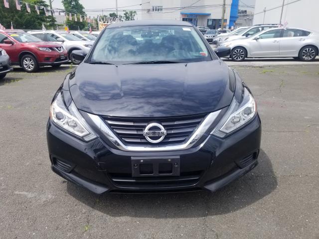 2016 Nissan Altima 2.5 S 6