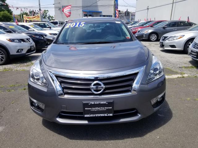2015 Nissan Altima 2.5 SV 6