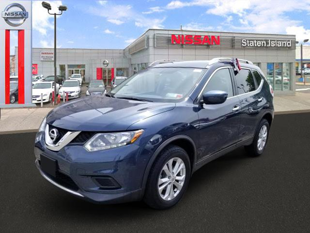 2016 Nissan Rogue AWD 4dr SV [5]