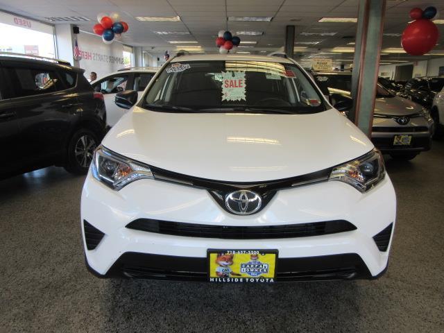 2016 Toyota Rav4 LE 5