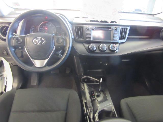 2016 Toyota Rav4 LE 12