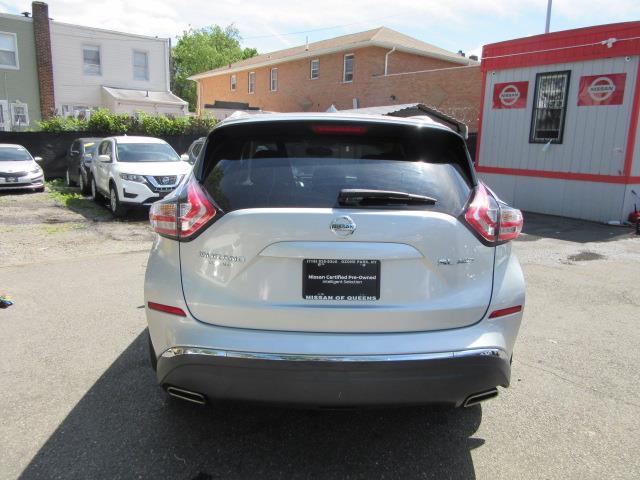 2015 Nissan Murano SL 5