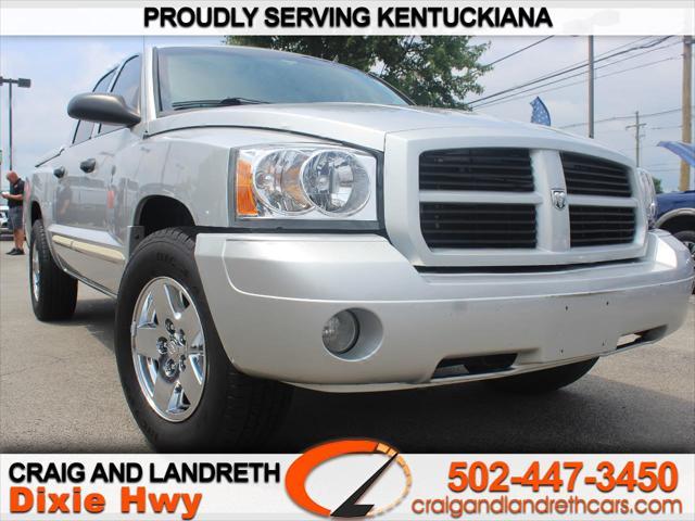 Craig And Landreth Dixie >> Used 2006 Dodge Dakota Slt Quad Cab Crew Cab Pickup In Louisville Ky Near 40216 1d7hw48nx6s592499 Auto Com