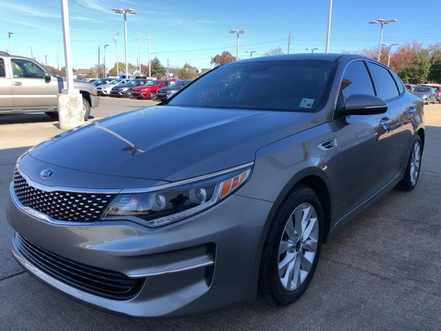 2016 Kia Optima EX [10]