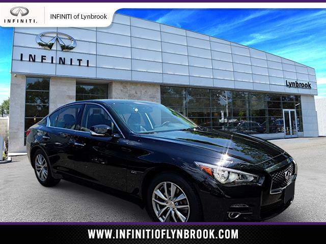 2016 INFINITI Q50 for sale serving Queens, Hempstead & Long