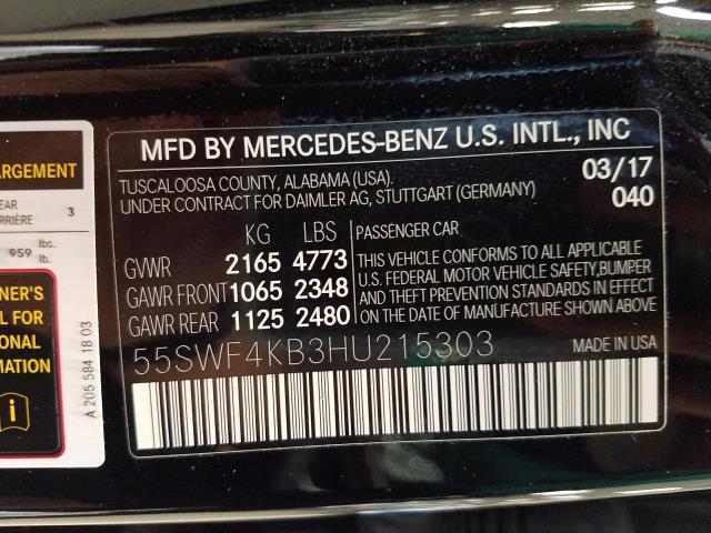 2017 Mercedes-Benz C-Class C 300 28