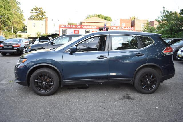 2016 Nissan Rogue S 4