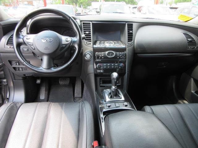 2014 INFINITI QX70 AWD 4dr 12