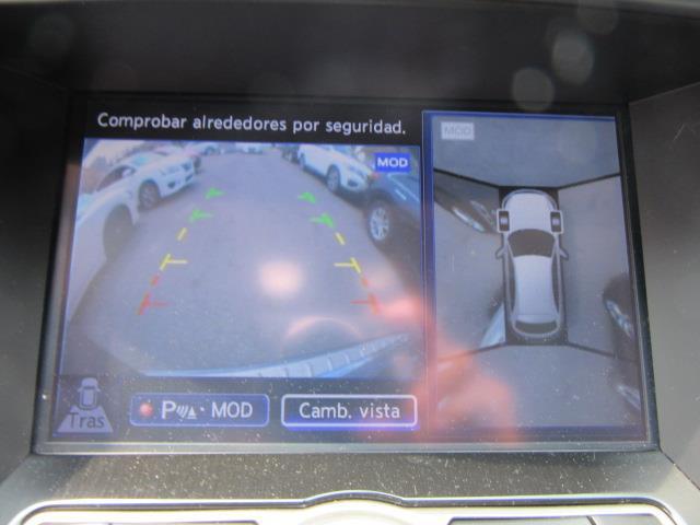 2014 INFINITI QX70 AWD 4dr 25