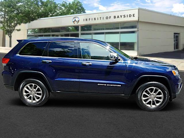 2016 Jeep Grand Cherokee Limited 0