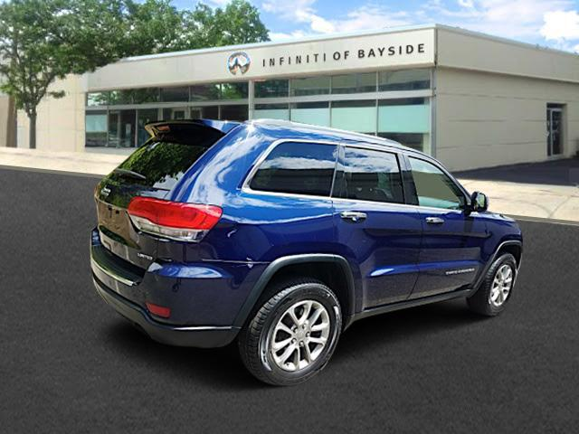 2016 Jeep Grand Cherokee Limited 1