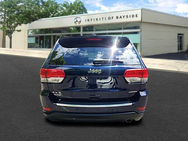 2016 Jeep Grand Cherokee Limited 2