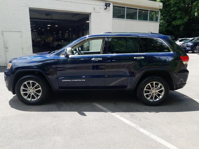 2016 Jeep Grand Cherokee Limited 4