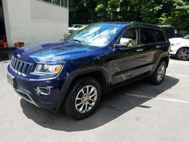2016 Jeep Grand Cherokee Limited 5